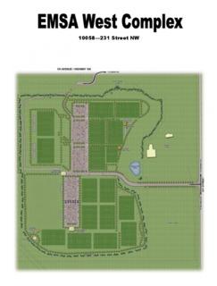 EMSA West Complex Fields